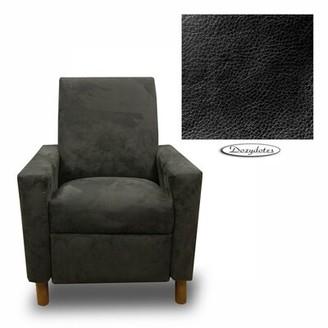 Zoomie Kids Cozart Kids Chair Color: Black