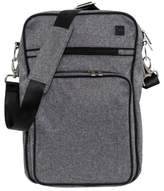 Ju-Ju-Be Infant Helix Onyx Collection Messenger Diaper Bag - Grey