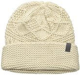 Andrew Marc Women's Austin Multi Cable Beanie with Cuff