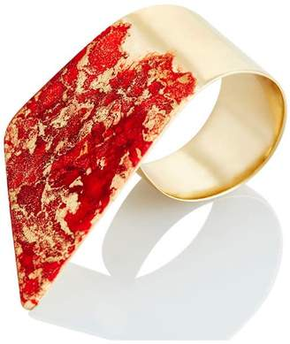 Design Studio Odell Wrap Ring - Fire