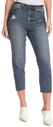 STS Blue Alicia Crop Mom Jeans