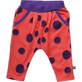 Fred's World by Green Cotton Baby Girls' Circus Dot Pants Trouser