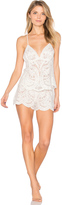 Flora Nikrooz Dorothy Embroidered Cami & Short Set