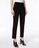 DKNY Straight-Leg Ankle Pants