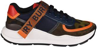 Burberry Ronnie Low Sneakers