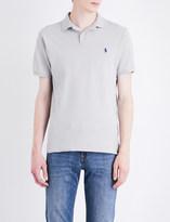 Polo Ralph Lauren Logo cotton-piqué polo shirt