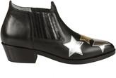 Chiara Ferragni Stars Ankle Boots