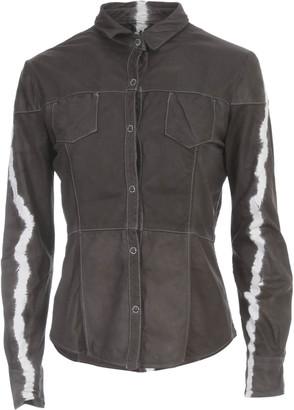 Giorgio Brato Leather Shirt