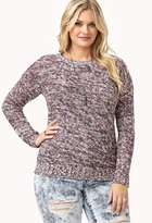 Forever 21 Cozy Marled Sweater