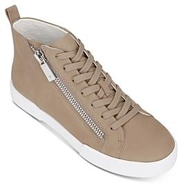 Kenneth Cole Women's Tyler Zip-Up Sneakers