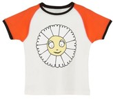 Margherita Toddler Girl's Daisy Graphic Tee