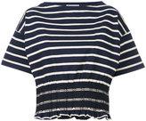 Moncler cinched t-shirt
