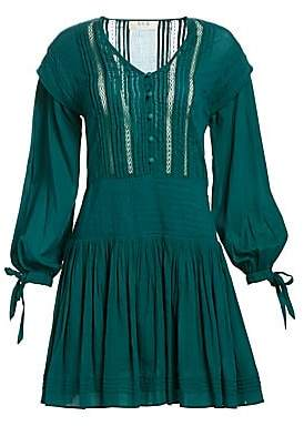 Sea Women's Hemmingway Micro Pleated Dress - Size 0