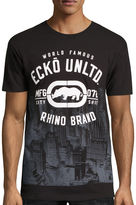 Ecko Unlimited Unltd. Short-Sleeve City Scenic Tee