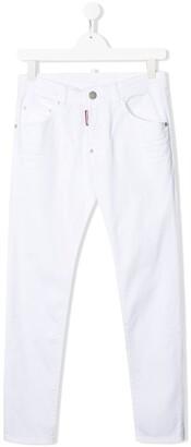 DSQUARED2 TEEN slim fit denim jeans