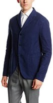 Calvin Klein Jeans Men's Antano Gm Washed Blazer Jacket,XS