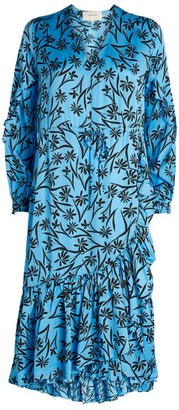 MUNTHE Floral Justin Dress