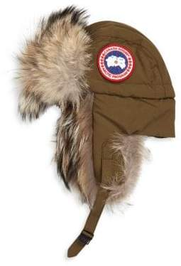 Canada Goose Fur Lined Hat