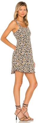 BCBGeneration Tie Back Mini Dress