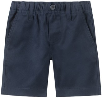 Chaps Toddler Boy Uniforms Navy Khaki Shorts
