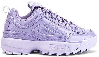 Fila Disruptor II Premium Patent Sneaker