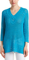 Calypso St. Barth Tessina Linen Sweater
