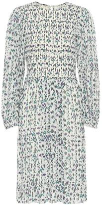 Etoile Isabel Marant Eulie printed midi dress