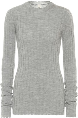 Petar Petrov Kent ribbed-knit merino wool sweater