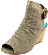 Blowfish Women's Blowfish, Bestie Mid Heel Wedge Sandal