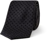 David Jones Micro Spot Textured Tie