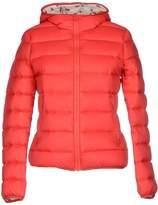 M.Grifoni Denim Down jackets - Item 41529121