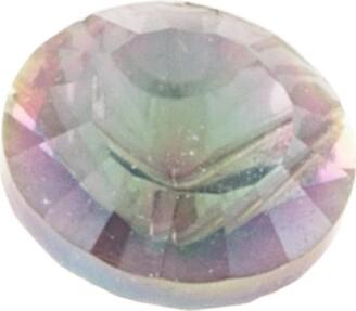 E.m. quartz single earring