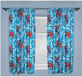 Marvel Ultimate Spiderman Pop Art Pleated Curtains