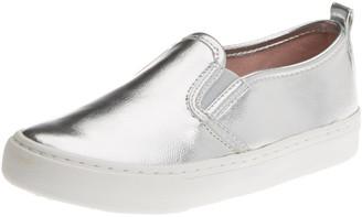 GIOSEPPO Girls Nasau Slip On Silver Size: 3.5 UK