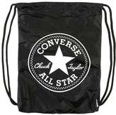 Converse BIG LOGO CINCH Rucksack black