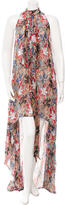 Antonio Berardi Silk Maxi Dress