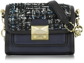 Karl Lagerfeld K/Kuilted Tweed Mini Crossbody Bag