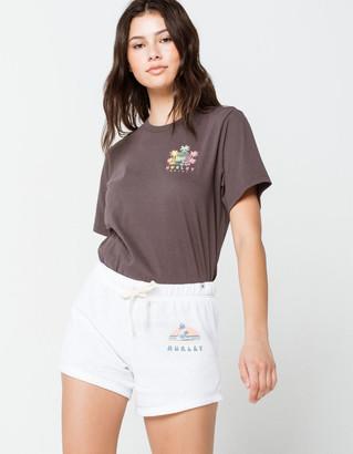 Hurley Solana Womens Fleece Shorts