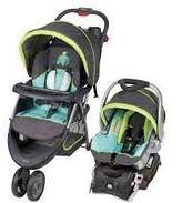 Baby Trend EZ Ride 5 Travel System, Woodland by