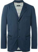 Loro Piana flap pocket blazer - men - Polyamide/Polyester/Polyurethane - XXXL