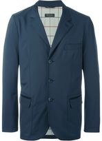 Loro Piana flap pocket blazer