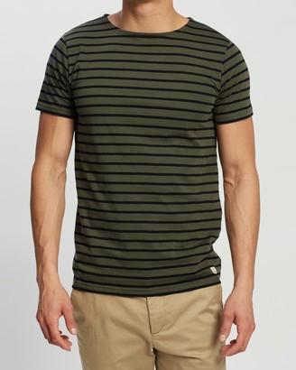 Armor Lux Breton Striped Shirt