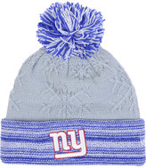 New Era Women's New York Giants Snow Crown Redux Knit Hat