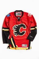 Reebok NHL Premium Flames Hockey Jersey