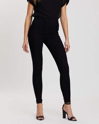 Dorothy Perkins Lyla High-Waisted Ultra Skinny Jeans