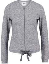 Object OBJMADISON Cardigan light grey melange