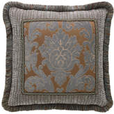 "Legacy Bella Damask Pillow, 20""Sq."