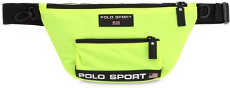 Polo Ralph Lauren Logo Nylon Belt Bag