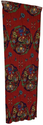 Pleats Please Multicolour Polyester Skirts