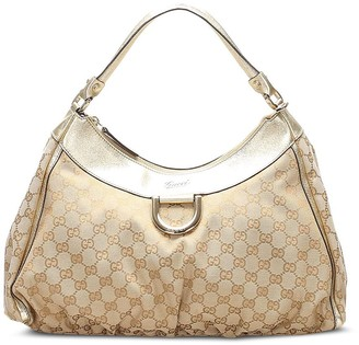 Gucci Pre-Owned GG monogram Abbey D-Ring tote bag